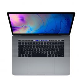 "Разопакован MacBook Pro 15"" Touch Bar/6-core i7 2.2GHz/16GB/256GB SSD/Space Grey - INT KB"