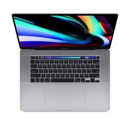 MacBook Pro 16 с Intel i7 2.6 Ghz | 16GB памет | 512GB - Space Gray - US клавиатура