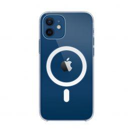 Прозрачен кейс от Apple за iPhone 12 | 12 Pro с MagSafe