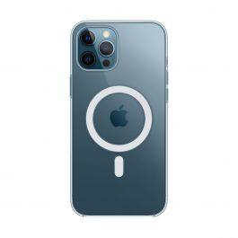 Прозрачен кейс от Apple за iPhone 12 Pro Max с MagSafe