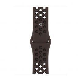 Apple Watch 40mm Nike Band: Ironstone/Black Nike Sport