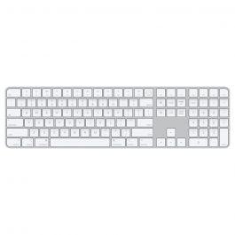 Безжична клавиатура Apple Magic Keyboard с цифров пад и Touch ID - US english