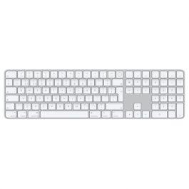 Безжична клавиатура Apple Magic Keyboard с цифров пад и Touch ID - български език