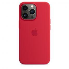 Кейс за iPhone 13 от Apple - силиконов с MagSafe – (PRODUCT)RED