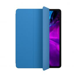Apple Smart Folio for 12.9-inch iPad Pro (4thÊgen.) - Surf Blue (Seasonal Spring2020)