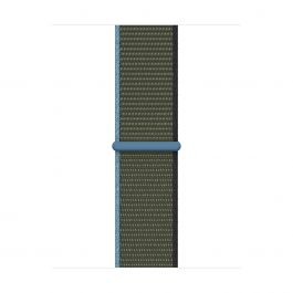 Apple Watch 40mm Band: Inverness Green Sport Loop