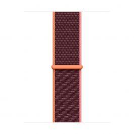 Apple Watch 40mm Band: Plum Sport Loop