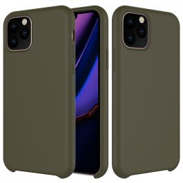 Next One Silicone Case for iPhone 11 Pro Olive Green