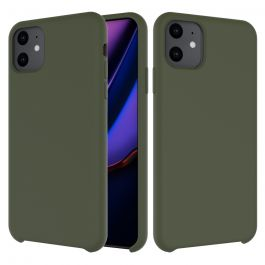 Next One Silicone Case for iPhone 11 Pro Max Olive Green