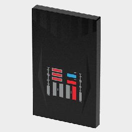 Преносима външна батерия Tribe Star Wars