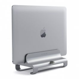 Satechi Aluminum Vertical Laptop Stand - Silver