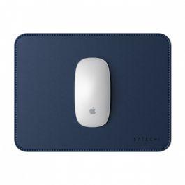 Синя подложка за мишка от екокожа от Satechi