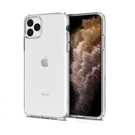 Spigen Crystal Flex, clear - iPhone 11 Pro