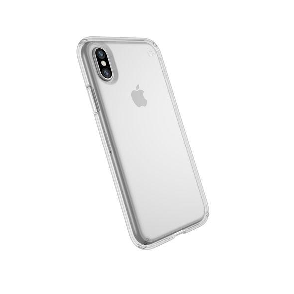 5af16c2b523 Прозрачен калъф за iPhone X от Speck - Presidio