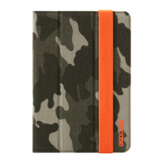 Incase - Maki Jacket for iPad mini - Forest Camo/Orange [CL60304]