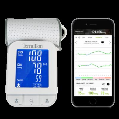 Апарат за кръвно налягане Terraillon TensioScreen