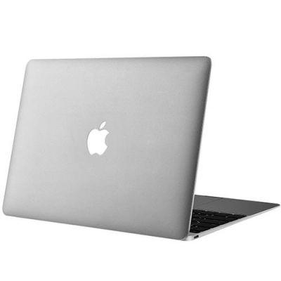 "Комплект от сиви протектори Comma Comfilm за Apple MacBook 12"""