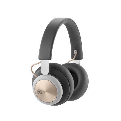 BeoPlay H4 Over-Ear сиви безжични слушалки с рамка и наушници, обхващащи ухото