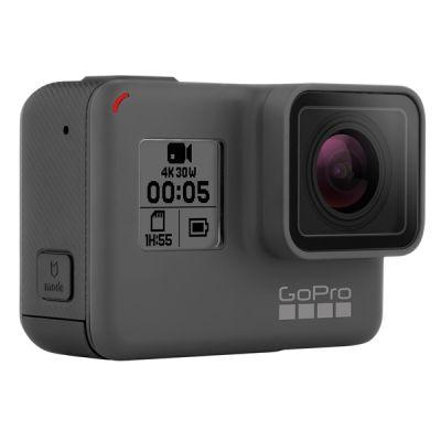 Черна 4K видео камера GoPro HERO5
