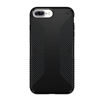 Черен калъф за iPhone 7 Plus от Speck - Presidio Grip
