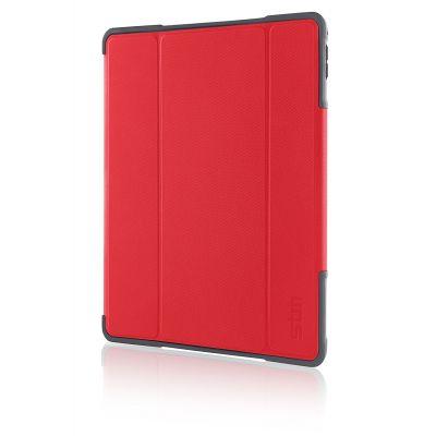 Червен подсилен кейс Dux Plus Ultra Protective от STM за таблет Apple iPad Pro 9,7''