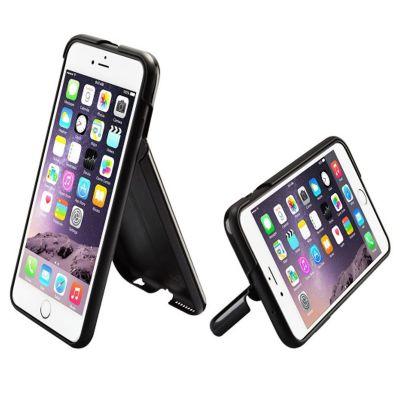 Черен защитен кейс QDOS Portland за iPhone 6 Plus