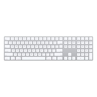 Безжична клавиатура Magic Keyboard с цифрова клавиатура от Apple - български език