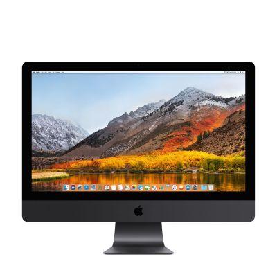 """Настолен компютър Apple iMac Pro 27"""" с 8-ядрен процесор Intel Xeon, Retina 5K дисплей, 1TB SSD, Radeon Pro Vega 56 8GB, 32GB памет"""