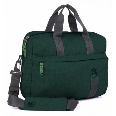 """Зелена чанта Judge от STM за пренасяне на лаптоп Apple MacBook 15"""""""