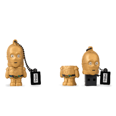 USB памет Tribe Star Wars C-3PO 16GB