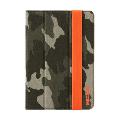 Incase - Maki Jacket for iPad mini - Forest Camo/Orange [CL60304]
