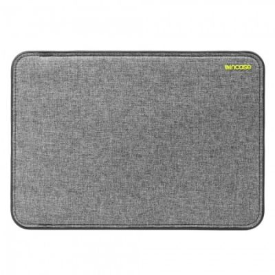 """Сивочерен мек калъф с подсилена рамка Incase ICON Sleeve за iPad Pro 12,9"""""""