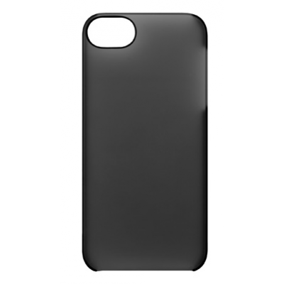 Incase - Snap Case for iPhone 5/5S - Frosted Black [CL69051]