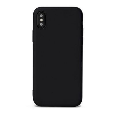 Черен калъф за iPhone X EPICO ULTIMATE