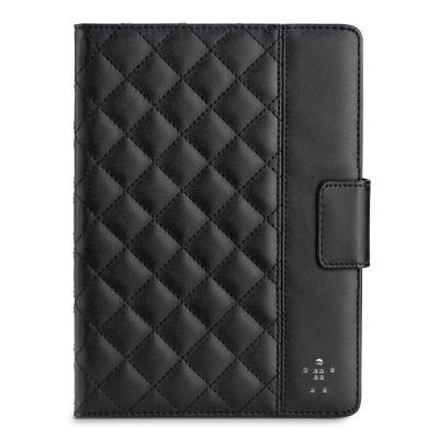 iPad Air Belkin Quilted капитониран защитен калъф в черен цвят