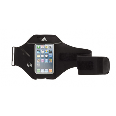 Griffin Mi Coach Adidas Armband for iPhone 5/5S/5C and iPod Touch 5 - Black