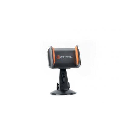 Griffin WindowSeat Universal Auto Mount - Black/Griffin Orange