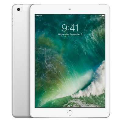 Разопакован iPad Wi-Fi + Cellular 32GB - Silver