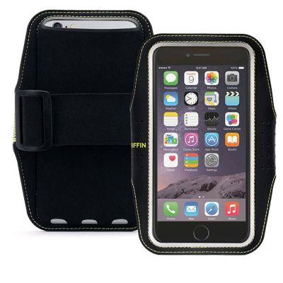 Черна лента за ръка Griffin Trainer iPhone 6