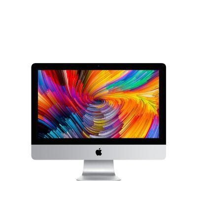 """Настолен компютър Apple iMac 21,5"""" с 4K Retina дисплей, 3,0GHz четириядрен Intel Core i5 процесор и 8GB памет - българска клавиатура"""