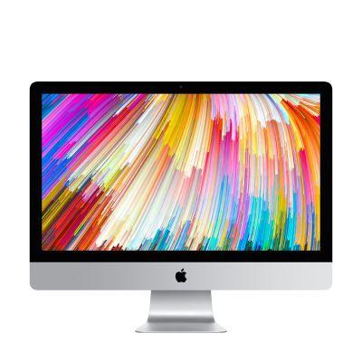 """Настолен компютър Apple iMac 27"""" с 3,4GHz четириядрен Intel Core i5 процесор и 8GB памет - международна клавиатура"""