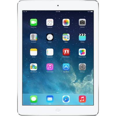 "Таблет Apple iPad Air с 9.7"" дисплей и Wi-Fi + Cellular 32GB - сребрист цвят"
