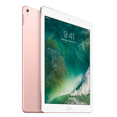 "Светлорозов таблет Apple iPad Pro 9,7"" Wi-Fi + Cellular, памет 32GB"