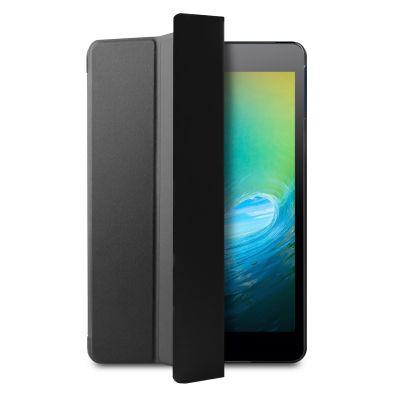 Черен тънък кейс и стойка Puro Zeta за таблет iPad Pro