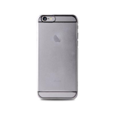 Черен защитен кейс Puro Crystal за iPhone 6