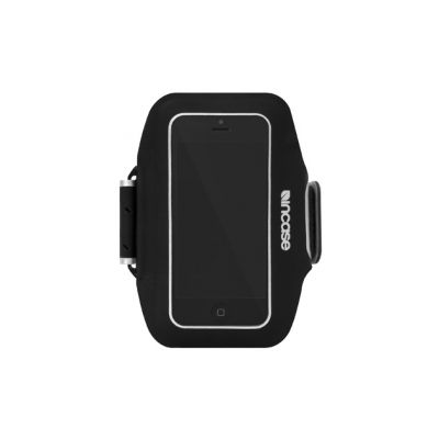 Incase Sports Armband for iPhone 5/5S - Black/Silver