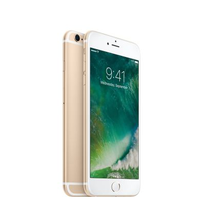 Златист iPhone 6s със 128 GB памет