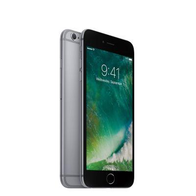 Тъмносив смартфон Apple iPhone 6 Space Gray с 32GB памет
