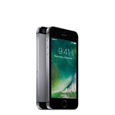 Тъмносив iPhone SE с 16 GB памет