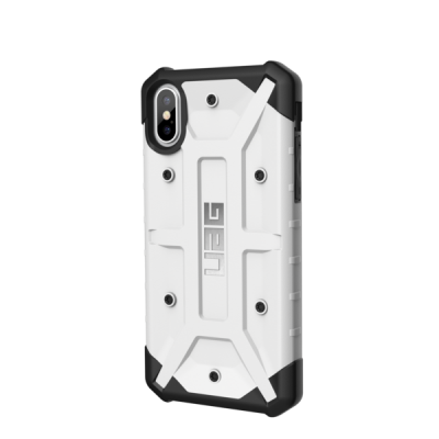 UAG pathfinder case - iPhone X - white